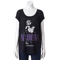 Women's Rock & Republic® Madonna Graphic Tee