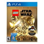 LEGO Star Wars: Force Awakens Deluxe Edition for PS4