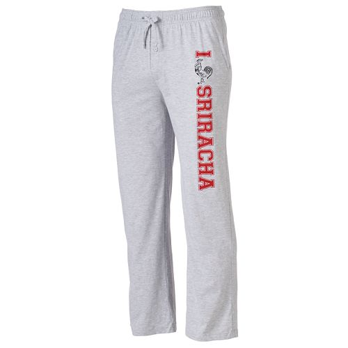 Men's Sriracha Love Lounge Pants
