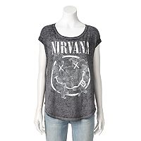 Women's Rock & Republic® Nirvana Graphic Tee