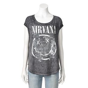 Women's Rock & Republic® Nirvana Graphic Tee
