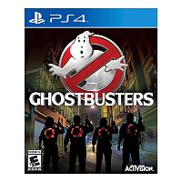 Ghostbusters for PS4