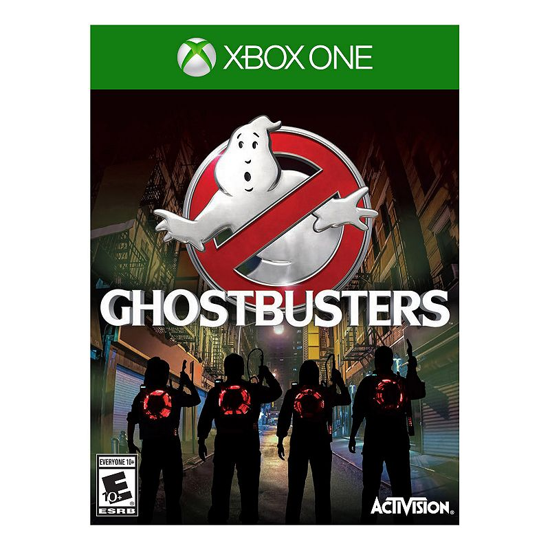 Ghostbusters for Xbox One, Multicolor Ain't afraid of no ghost? Grab your proton pack and dive into Ghostbusters. Explore Manhattan, blasting ghosts and trapping runaway ghouls Play alongside your friends as the Ghostbusters in the 2-4 player local co-op campaign Battle new and classic Ghostbusters characters, including Slimer, Gertrude Eldridge, Sparky and many more Dynamically swap weapons during battle with unique options for each character Platform: Xbox One Rating: E10+ for Everyone 10 & Older. Learn more here Genre: action-adventure For information about the modified return policy, please click hereModel no. 47875771499 Size: One Size. Color: Multicolor.