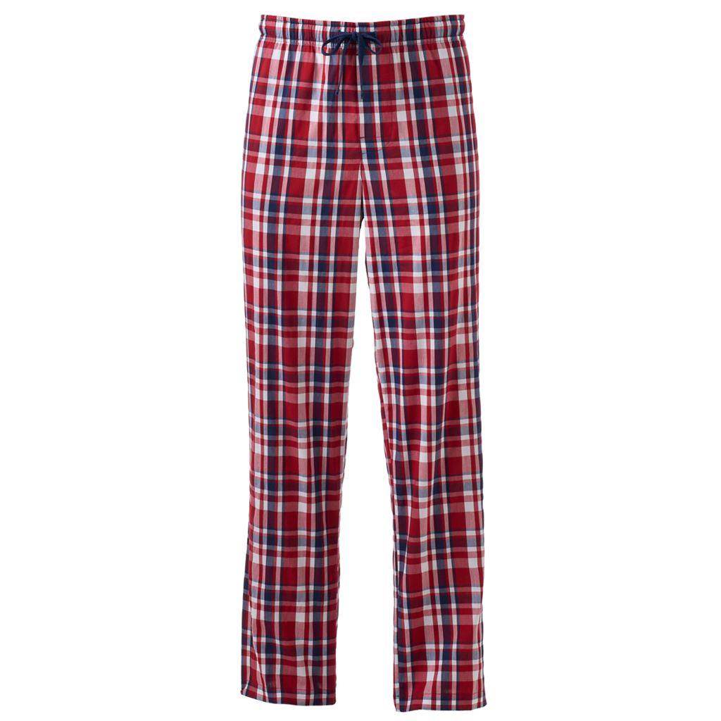 Men's Croft & Barrow® True Comfort Woven Lounge Pants