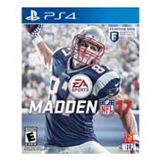 Madden NFL 17 for PS4