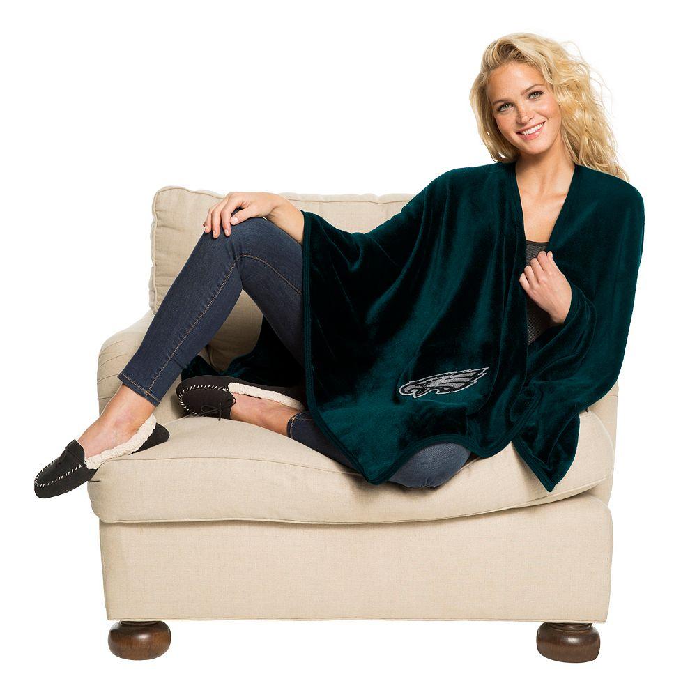 d5c89077 Philadelphia Eagles Silk-Touch Throw Blanket by Northwest