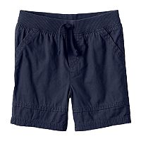 Baby Boy Jumping Beans® Solid Canvas Shorts