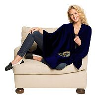 Los Angeles Rams Silk-Touch Throw Blanket by Northwest