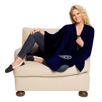 Tennessee Titans Silk-Touch Throw Blanket by Northwest