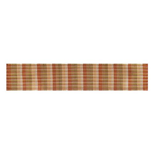 Food Network™ Rust Chindi Table Runner - 72""