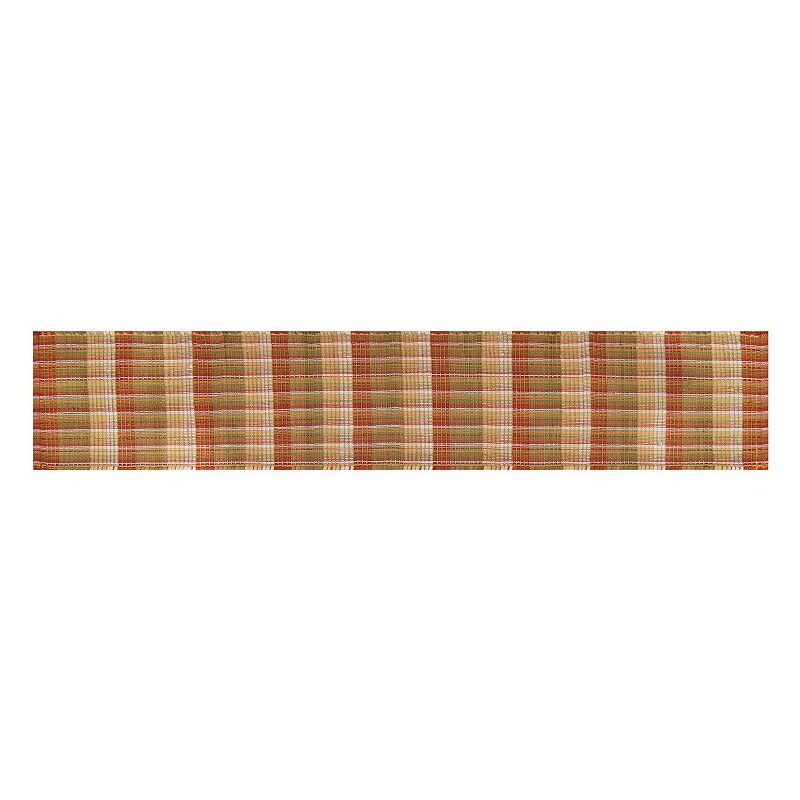 Food Network™ Rust Chindi Table Runner - 72