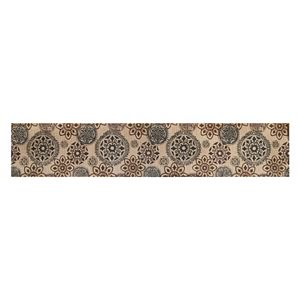 Food Network™ Jute Medallion Table Runner - 72\