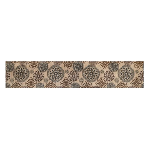 Food Network™ Jute Medallion Table Runner - 72""
