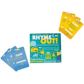 Rhyme Out Game by Educational Insights