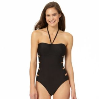 In Mocean Dance With Me Cut Out One-Piece Swimsuit