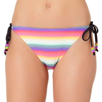 In Mocean Swift Stripe Bikini Bottoms