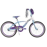 Disney's Frozen Anna & Elsa 20-Inch Tire Bike by Huffy
