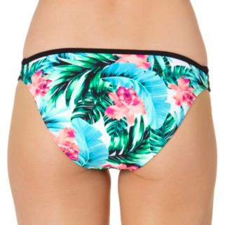 In Mocean Paradise Gardens Bikini Bottoms