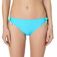 In Mocean Side Tie Bikini Bottoms