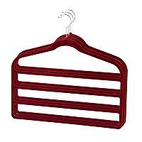 Sunbeam 3-pack Velvet Pant Hanger