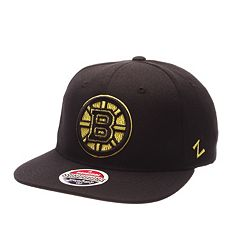 Adult Zephyr Boston Bruins Twilight Snapback Cap