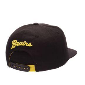 Adult Zephyr Boston Bruins Twilight Snapback Cap