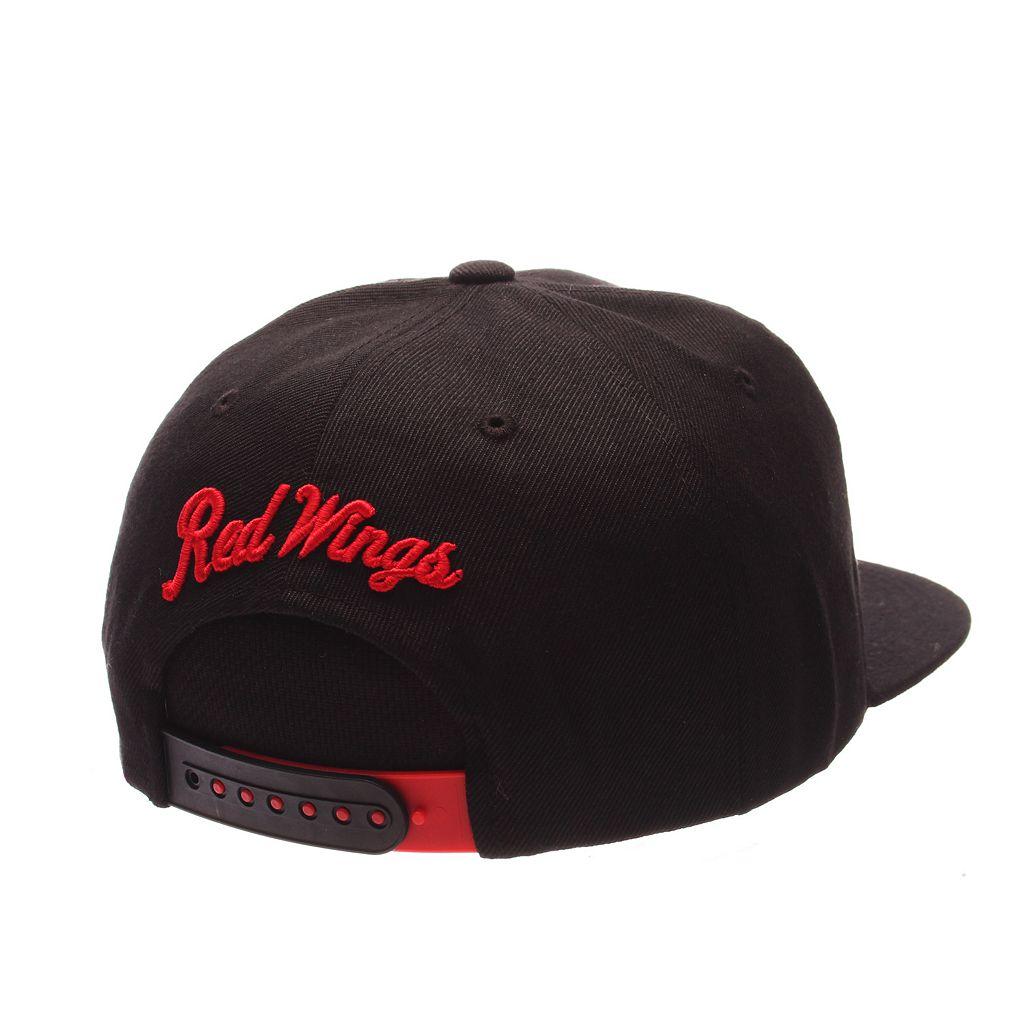Adult Zephyr Detroit Red Wings Twilight Snapback Cap