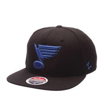 Adult Zephyr St. Louis Blues Twilight Snapback Cap