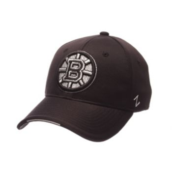 Adult Zephyr Boston Bruins Synergy Fitted Cap