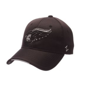 Adult Zephyr Detroit Red Wings Synergy Fitted Cap