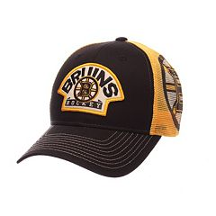 Adult Zephyr Boston Bruins Interstate Snapback Cap