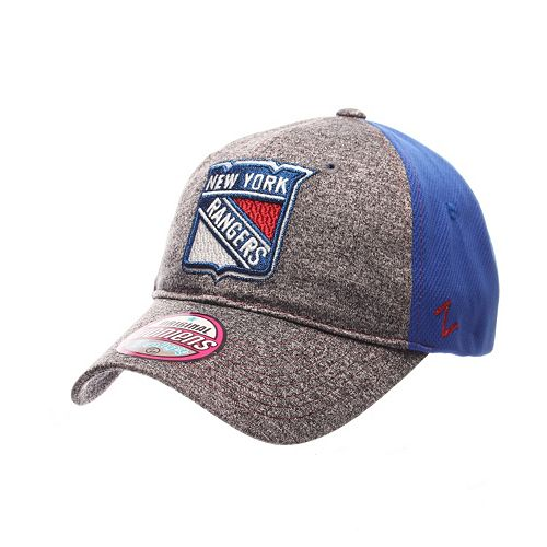 Women's Zephyr New York Rangers Harmony Adjustable Cap