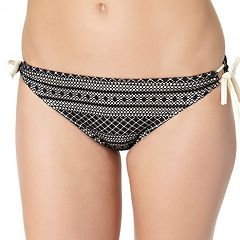 In Mocean Sadie Crochet Bikini Bottoms