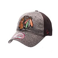 Women's Zephyr Chicago Blackhawks Harmony Adjustable Cap