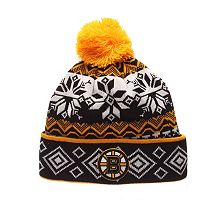 Adult Zephyr Boston Bruins Ollie Beanie