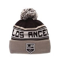 Adult Zephyr Los Angeles Kings Finish Line Beanie