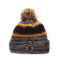 Adult Zephyr Boston Bruins Granite Beanie