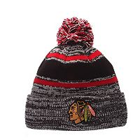 Adult Zephyr Chicago Blackhawks Granite Beanie
