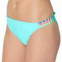 In Mocean Firefly Crochet Trim Bikini Bottoms