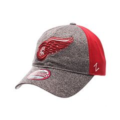 Women's Zephyr Detroit Red Wings Harmony Adjustable Cap