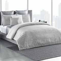 Simply Vera Vera Wang 3-piece Linework Duvet Cover Set