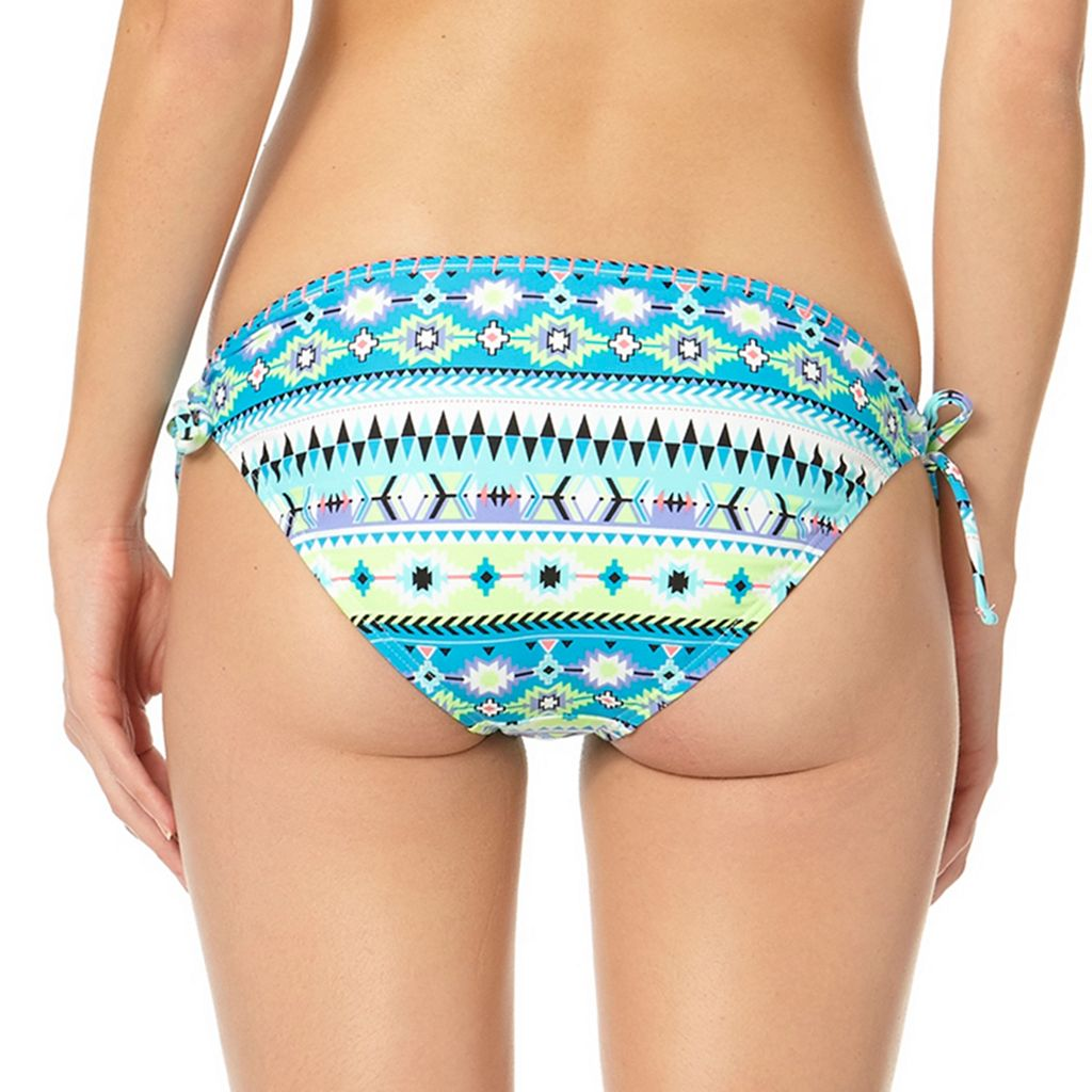 In Mocean Geometric Bikini Bottoms