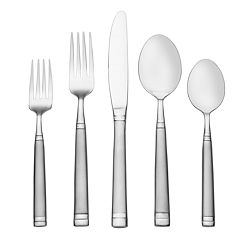 Food Network™ Tarragon 20 pc Flatware Set