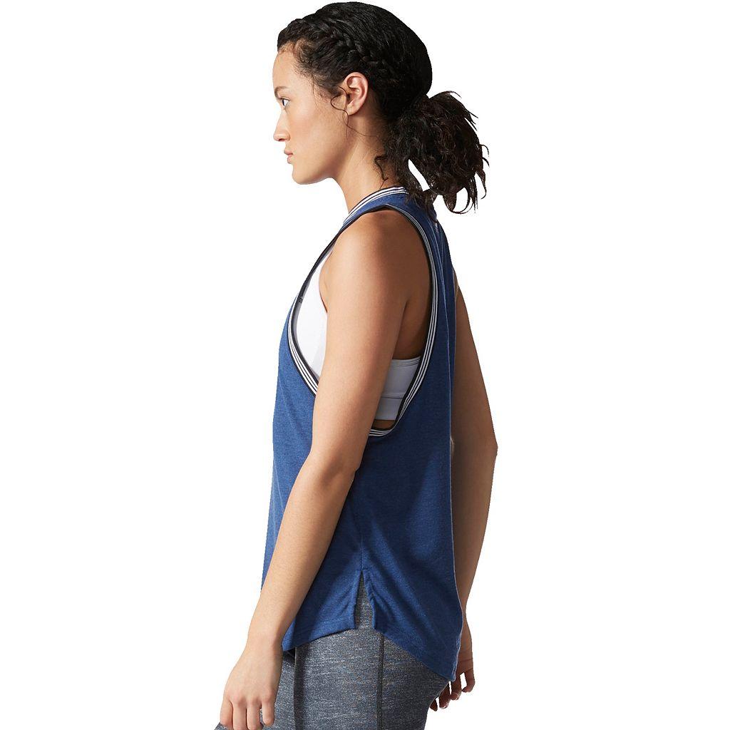 Women's adidas Ringer Muscle Tank