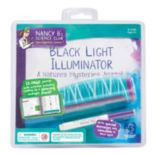 Educational Insights Nancy B's Science Club Black Light Illuminator & Nature's Mysteries Journal