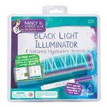 Educational Insights Nancy B's Science Club Black Light Illuminator & Nature's Mysteries Journal