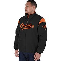 Men's Majestic Baltimore Orioles AC Premier Jacket
