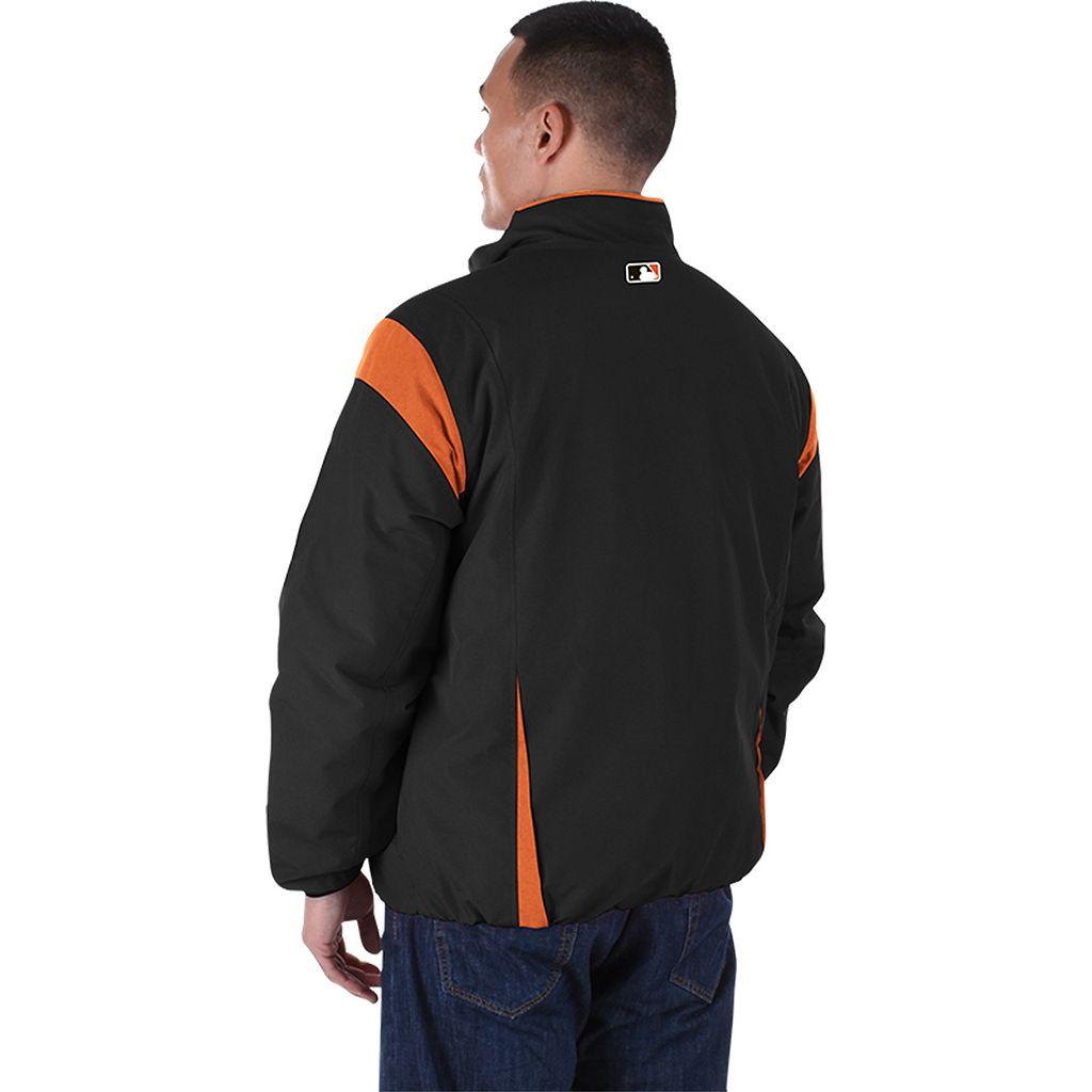 Men's Majestic Baltimore Orioles AC Premier Jacket
