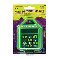Educational Insights Multiplication & Division Math Trekker