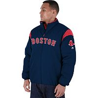 Men's Majestic Boston Red Sox AC Premier Jacket